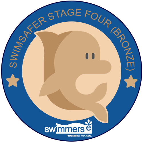 Swimmerse Swimsafer Stage 4